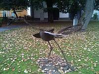 Der rostige Vogel